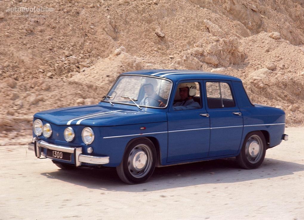 1970 Renault 8