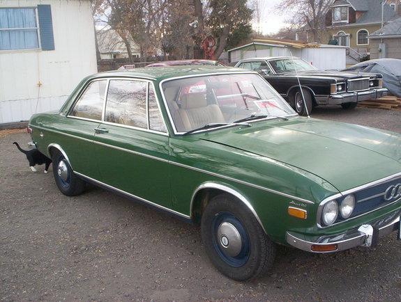 1971 Audi 100