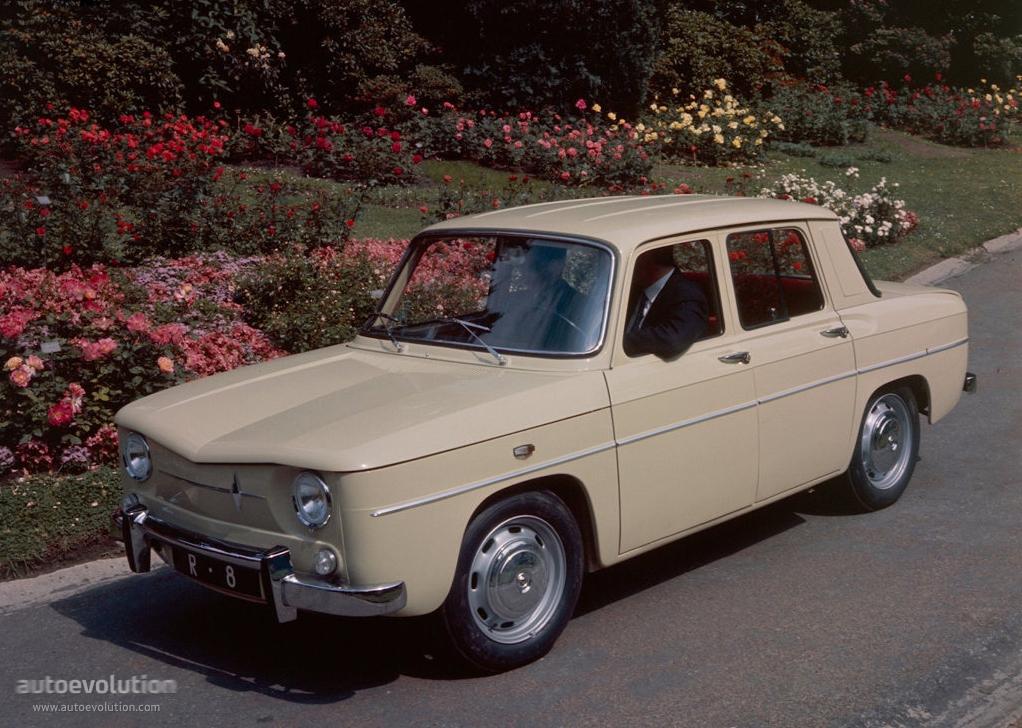 1971 Renault 8