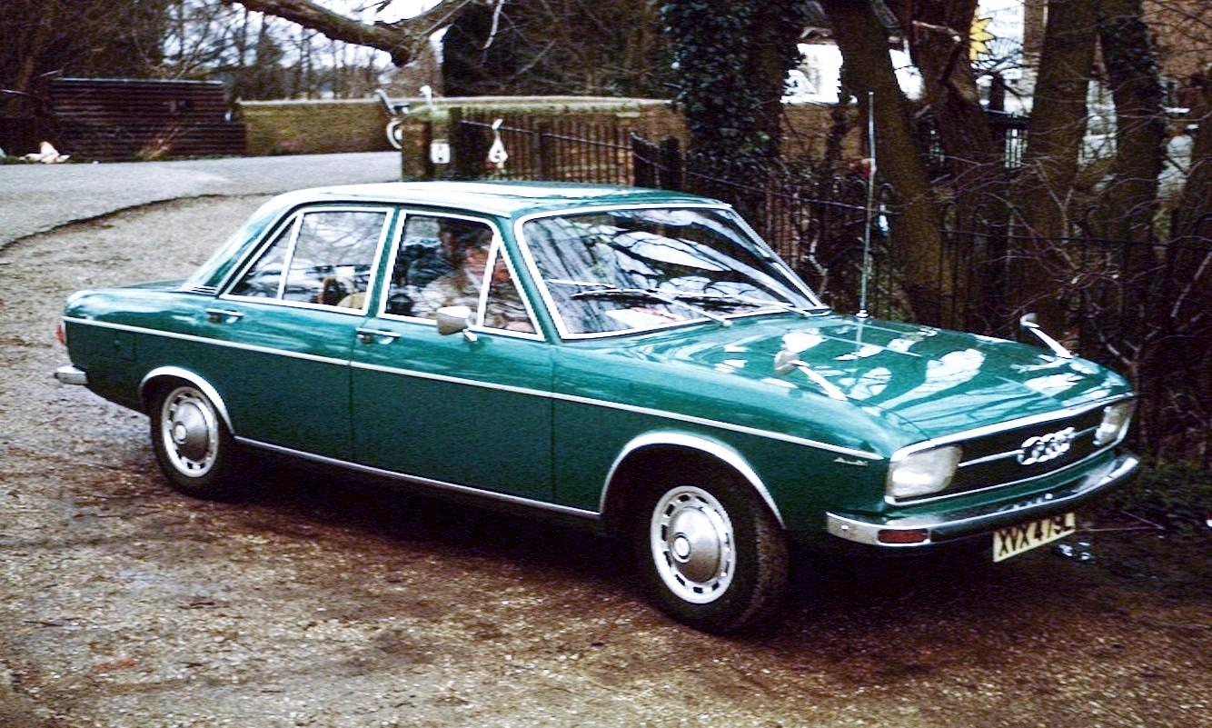 1972 Audi 100
