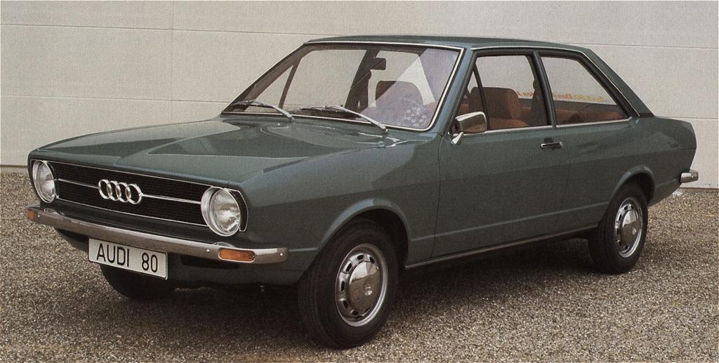1972 Audi 80