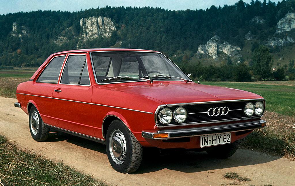 1972 Audi 80 - Partsopen