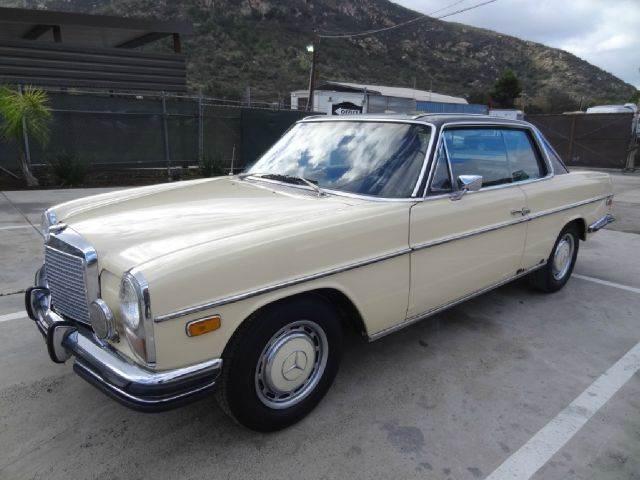 1972 mercedes w114 e partsopen for 1969 mercedes benz parts