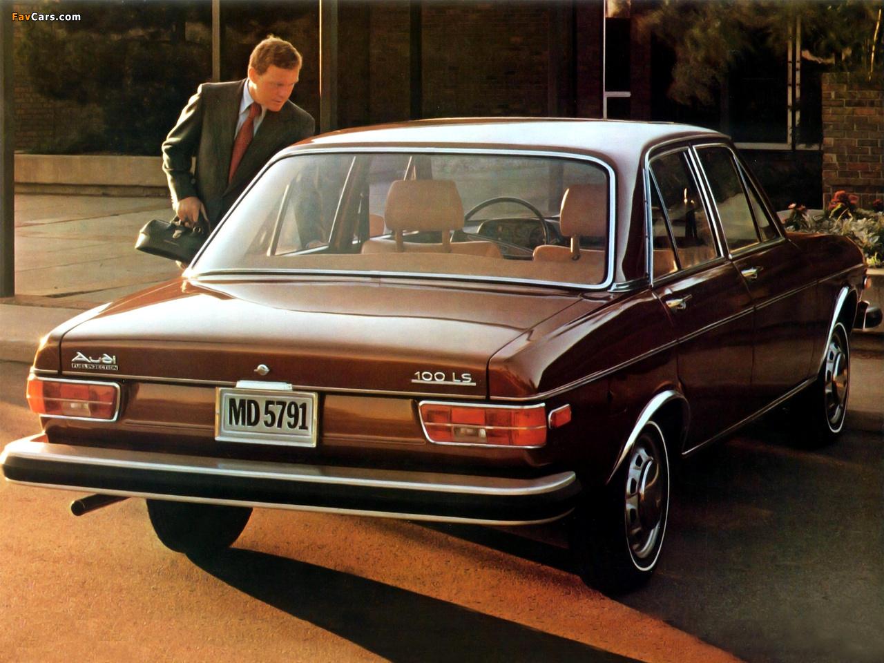 1973 Audi 100