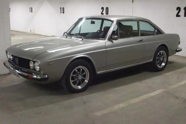1973 Lancia 2000 Coupe