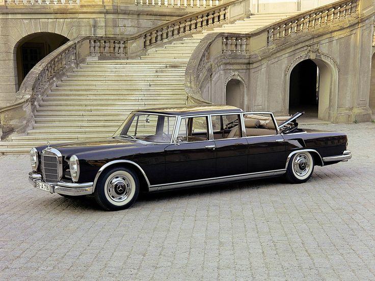 1973 Mercedes W100