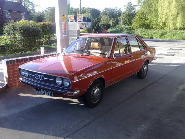1974 Audi 80