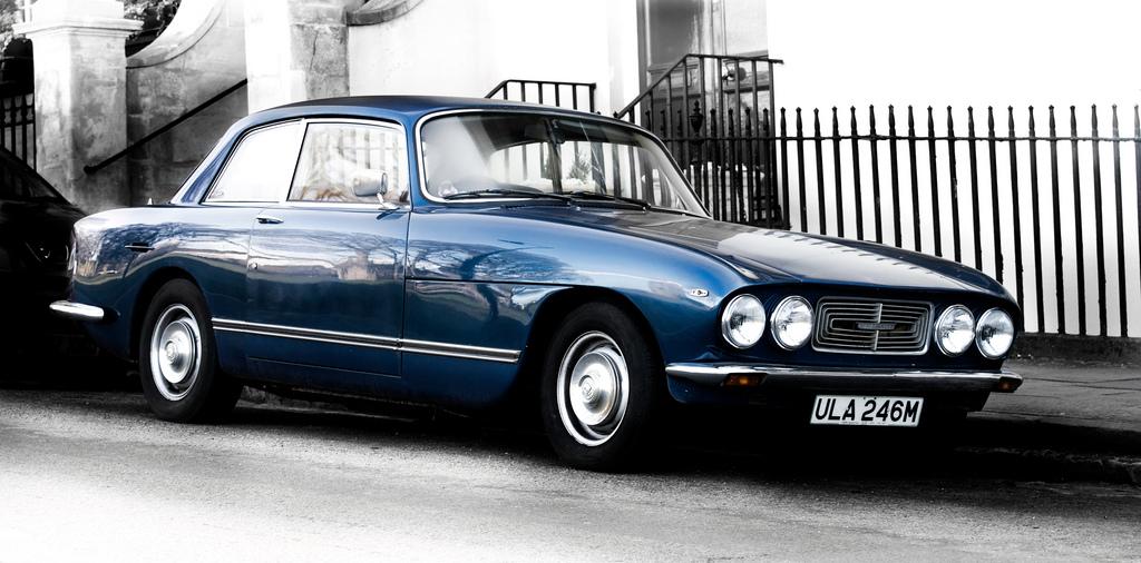 1974 Bristol 411