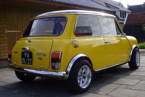 1974 Innocenti Mini