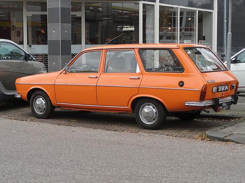 1974 Renault 12
