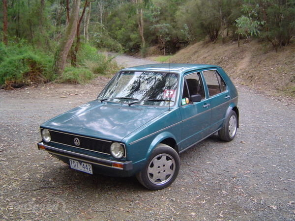 1974 Volkswagen Golf