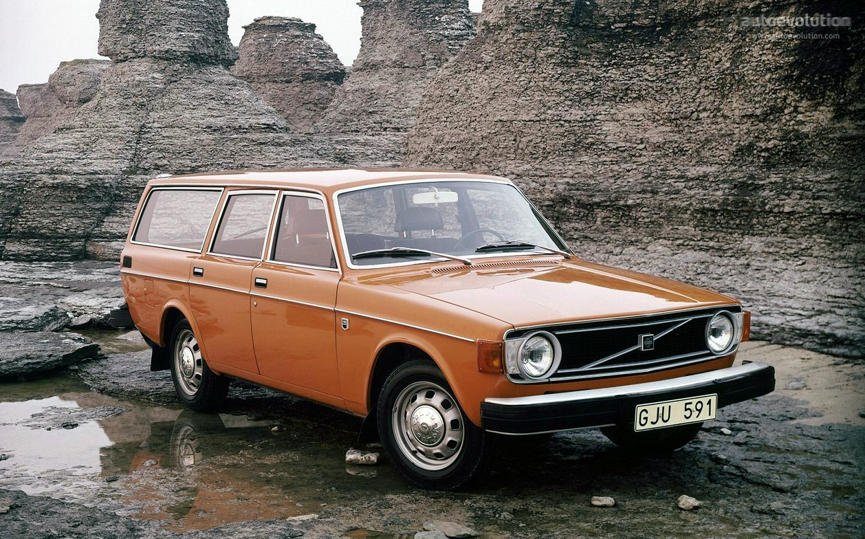1974 Volvo 145