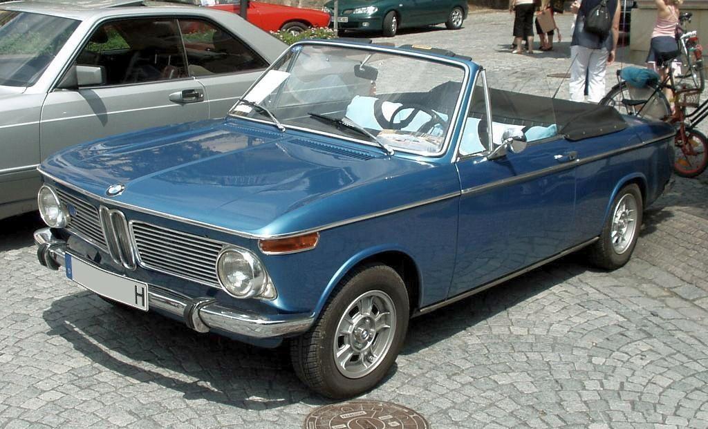 1975 BMW 1500⁄1600