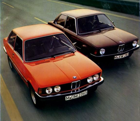 1975 BMW 3 Series