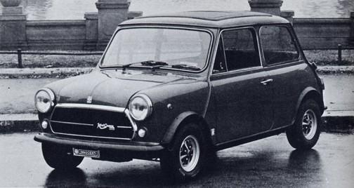 1975 Innocenti Mini