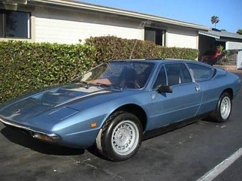 Lamborghini Urraco Partsopen