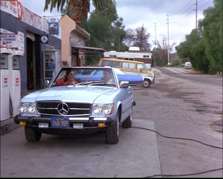 1975 Mercedes R107