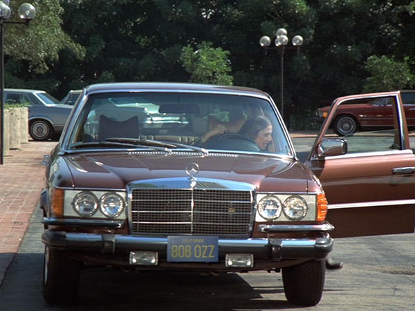 1975 Mercedes W116 Partsopen