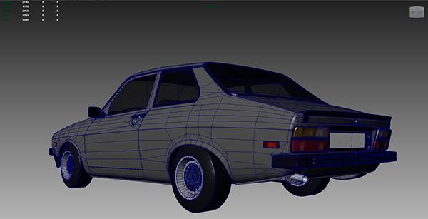 1976 Dacia 1300-1410