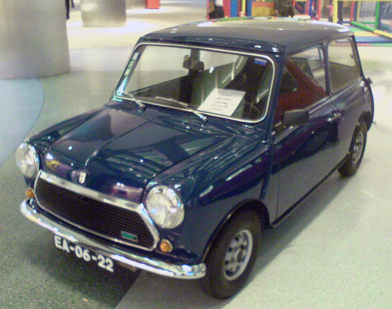 1976 Innocenti Mini