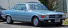 1976 Mercedes R107