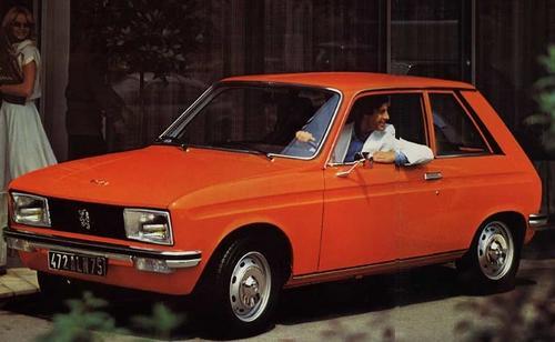 1976 Peugeot 104