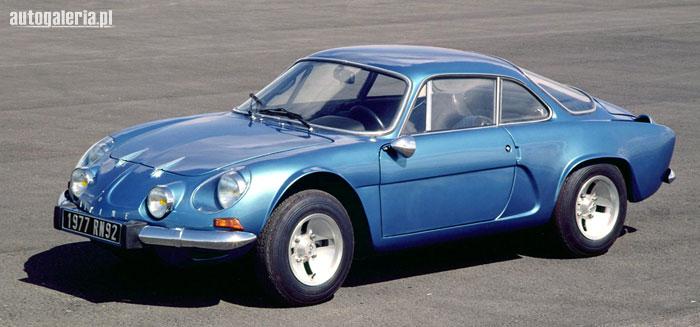 1976 Renault Alpine A 110