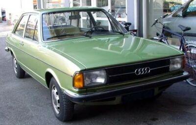 1977 Audi 80