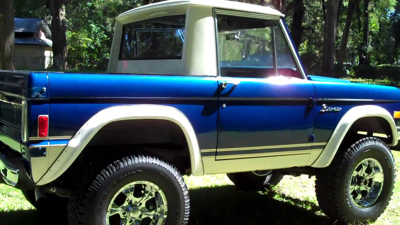 1977 Ford Bronco Partsopen 1969 Lifted Src