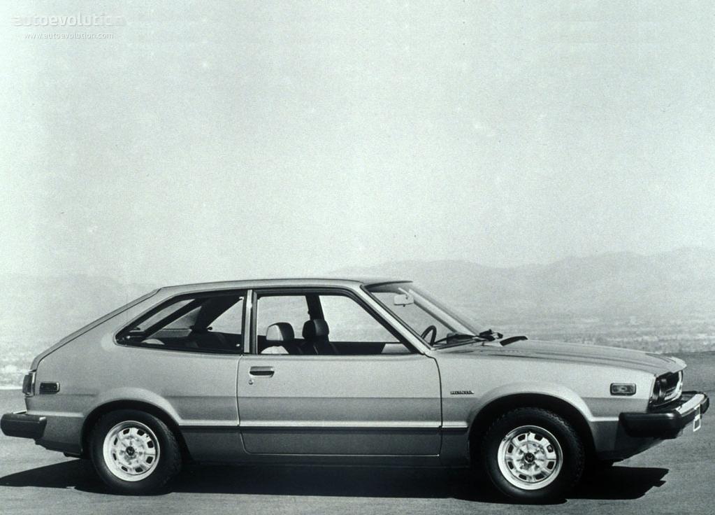 1977 Honda Accord - Partsopen