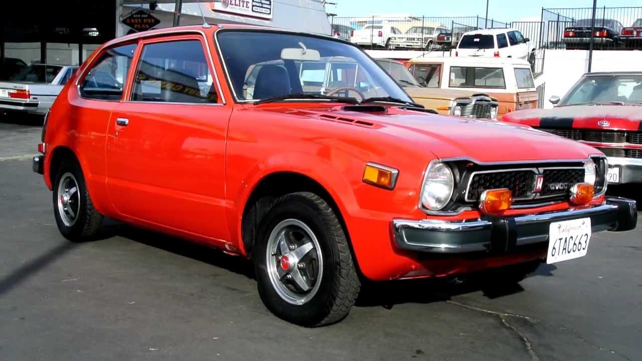 1977 Honda Civic - Partsopen