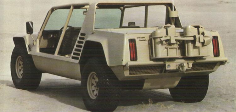 1977 Lamborghini Ceetah
