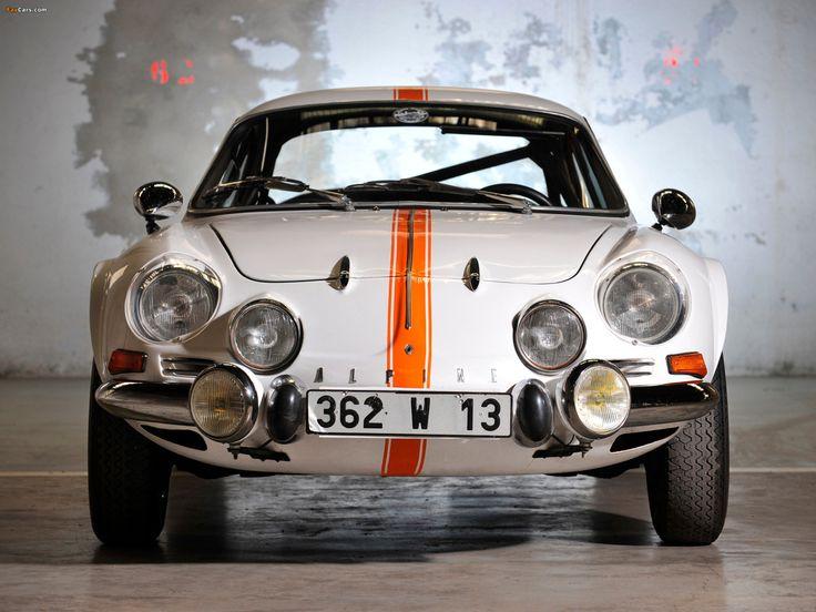 1977 Renault Alpine A 110