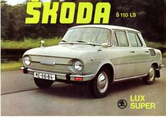 1977 Skoda 100 series