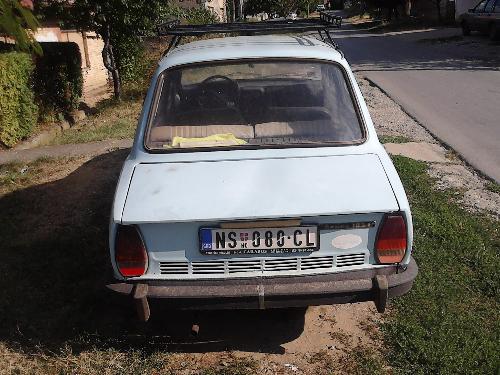 1977 Skoda 105