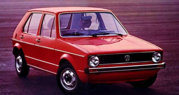 1977 Volkswagen Golf