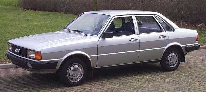 1978 Audi 80