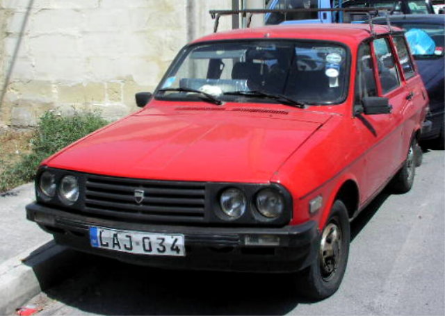 1978 Dacia 1300-1410