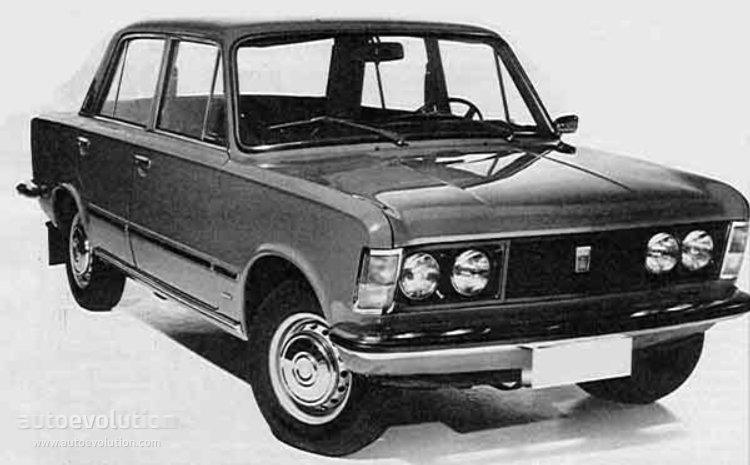 1978 FSO 125