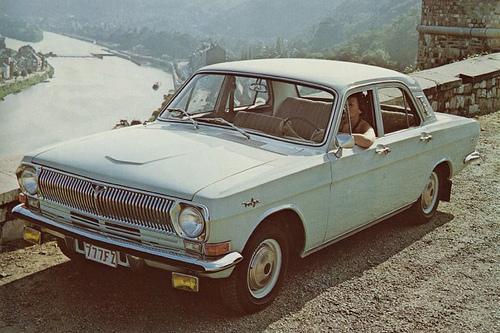 1978 GAZ M24 Volga