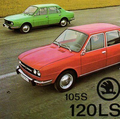 1978 Skoda 120