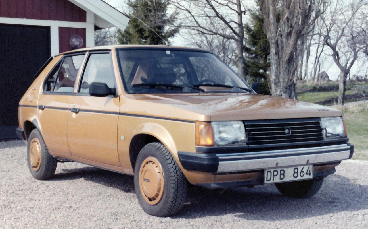 1978 Talbot Horizon