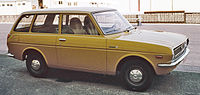 1978 Toyota 1000