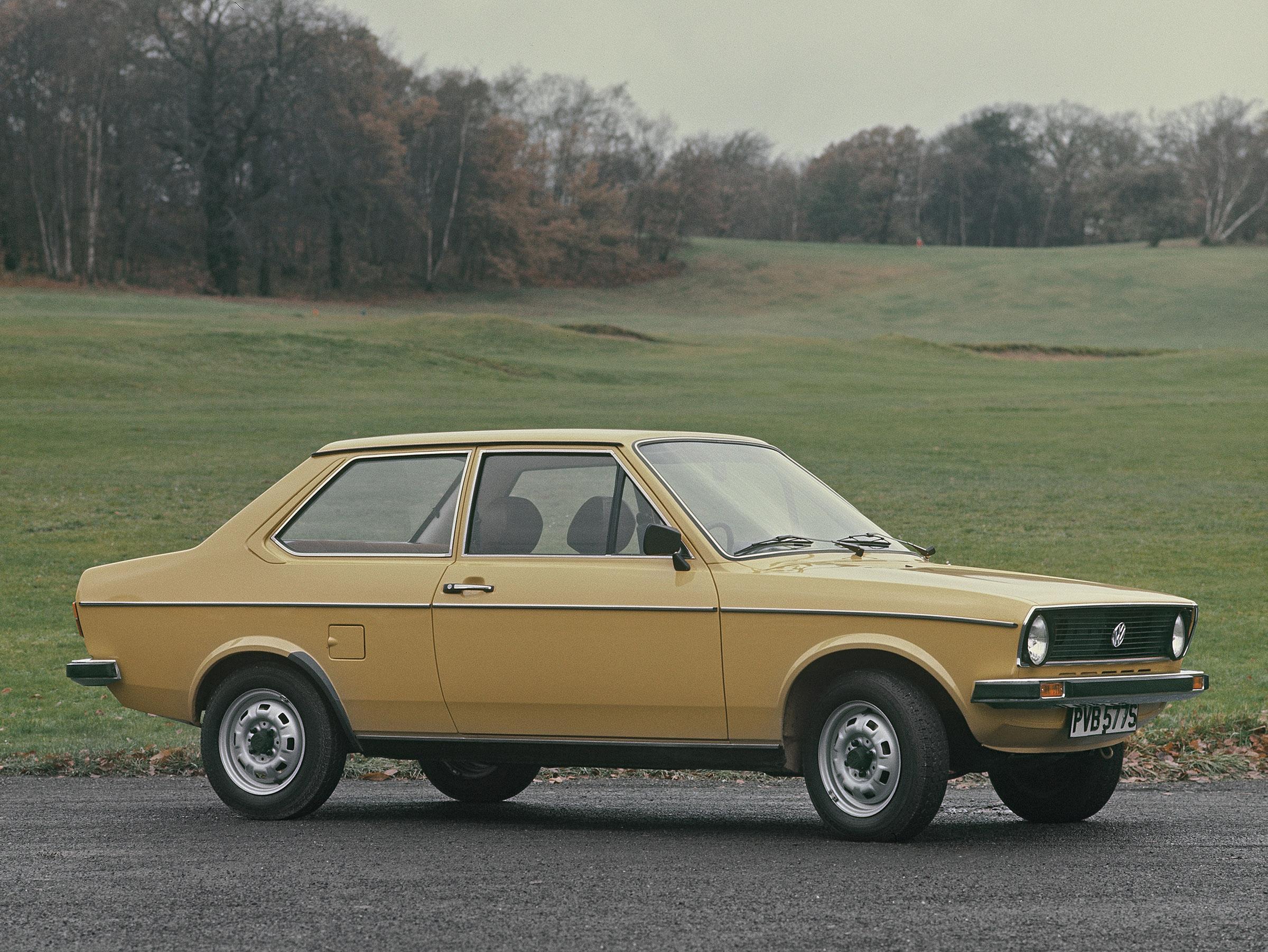 1978 Volkswagen Derby