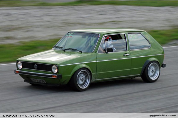 1978 Volkswagen Golf