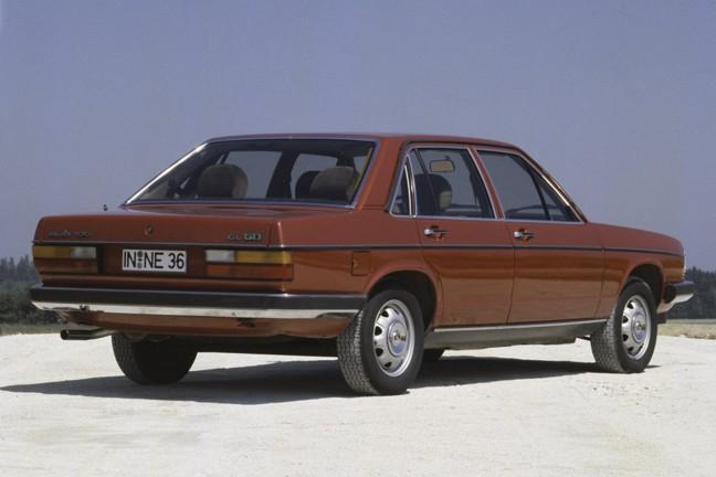 1979 Audi 100
