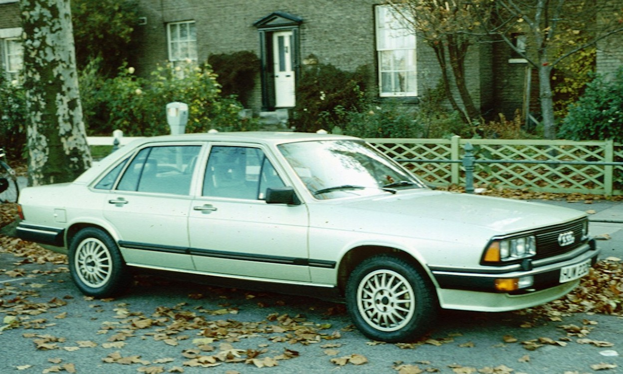 Audi 200 - Partsopen