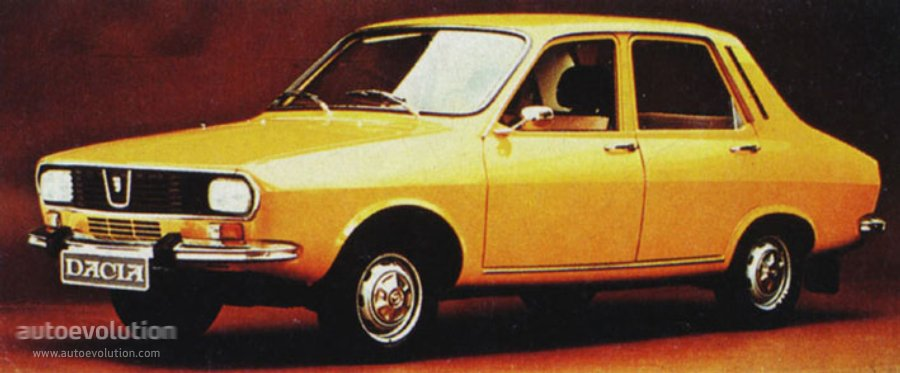 1979 Dacia 1300