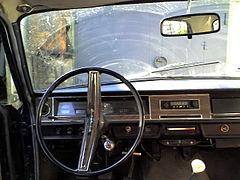1979 GAZ M24 Volga