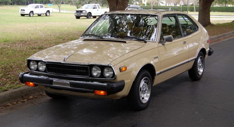 1979 Honda Accord